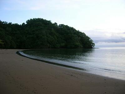 Propiedad Frente A La Playa.ubicada En Río Grande De Paquera