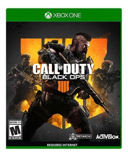 Call Of Duty Black Ops 4 Estandar Xbox One Online Y Offline