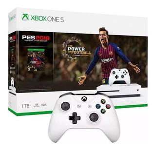 Consola Xbox One S 4k Ultra Hd - Garantía Oficial Microsoft
