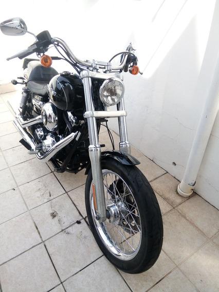 Harley Davidson Dyna Super Glide Custon 2013