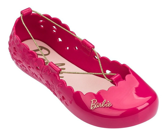 Sapatilha Infantil Barbie Trends Grendene Kids Original