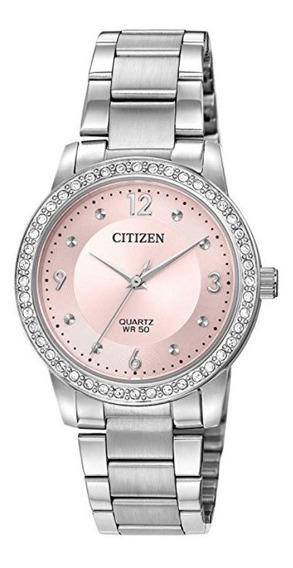 Reloj Cuarzo Mod El3090-81x Mujer Citizen