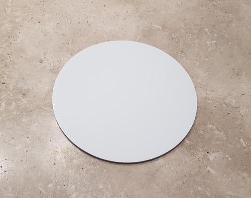 Disco Base Torta Blanco 16cm X 80u.
