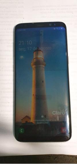 Display Samsung S8 Com Detalhe (leia Descrição)