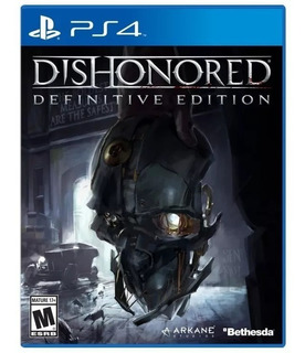 Dishonored Definitive Edition Ps4 Remate