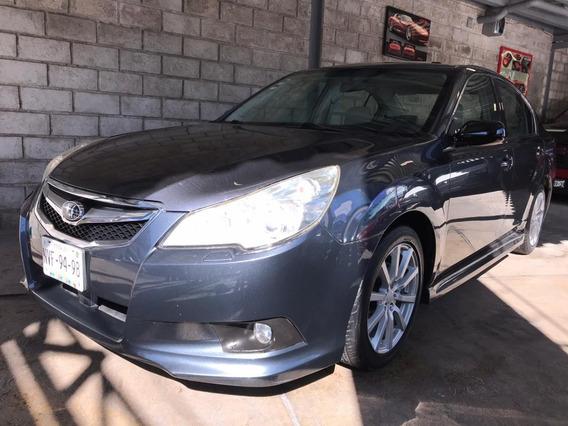 Subaru Legacy 2012 Cvt 2.5l Aa Ee Piel Cd Qc Rines