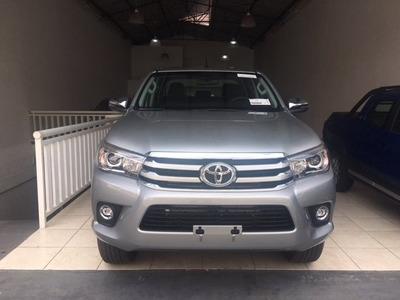 Toyota Hilux 2.8 Srv 4x4 Cd Diesel 4p Automático 2019/2020