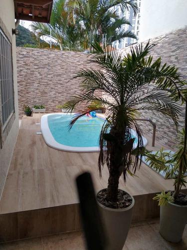 Casa Com 2 Dorms, Praia Do Sonho, Itanhaém - R$ 410 Mil, Cod: 1246 - V1246