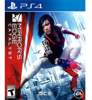 Mirrors Edge Catalyst - Playstation 4 - Ps4