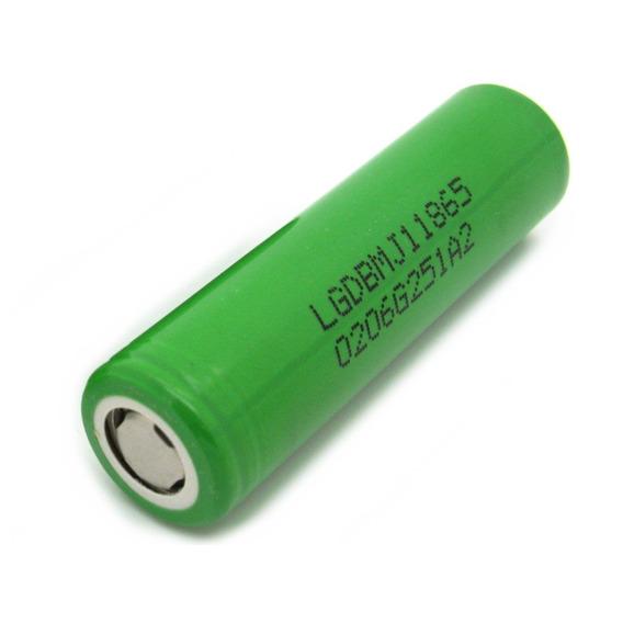 Bateria 18650 LG Original Recarregável 10a 3500mah 3.7v 50g