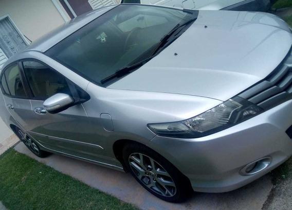 Honda City 1.5 Ex Flex 4p 2011