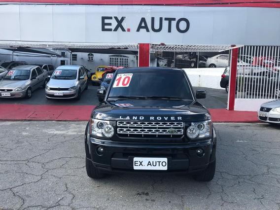 Land Rover Discovery 4 Hse 4x4 Gasolina Top De Linha