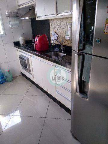 Imagem 1 de 9 de Apartamento Com 2 Dormitórios À Venda, 63 M² Por R$ 425.000,00 - Vila Valparaíso - Santo André/sp - Ap1904