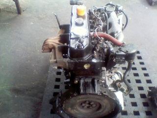 Motores Diésel 4 Cilindros Marca Isuzu Modelo 4bd1.