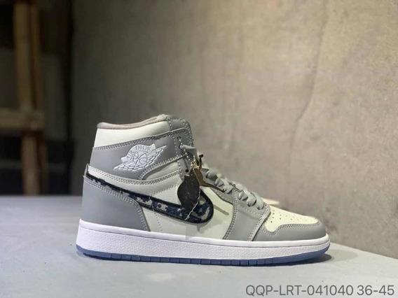 Tênis Nike Jordan 1 Retro High Dior Encomenda Todos Tamanhos