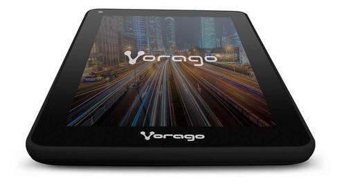 """Imagen 1 de 3 de Tablet  Vorago Pad-7 V5 7"""" 16GB negra con 1GB de memoria RAM"""