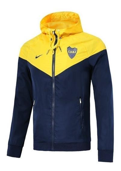 Blusa Tactel Do Boca Juniors Masculina - Desconto + Garantia