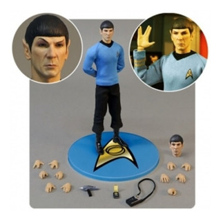 Star Trek Spock Mezco One 12 Figura
