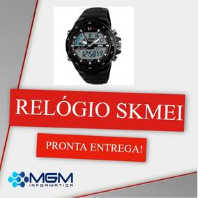 Relógio Skmei 50m Waterpoof Analógico Masculino