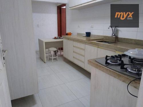 Casa Com 3 Dormitórios À Venda, 180 M² Por R$ 700.000,00 - Embaré - Santos/sp - Ca0831
