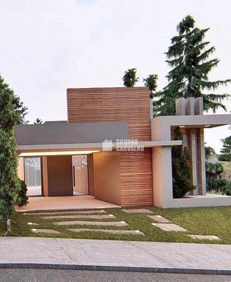 Casa À Venda No Condomínio Reserva Saint Paul Em Itu - Ca7315