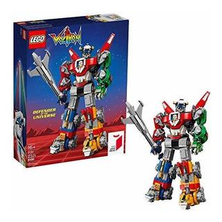 Lego Ideas Voltron 21311 - Kit De Construcción (2321 Piezas)