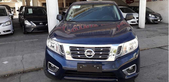 Nissan Np300 Frontier 2.5 Xe Aa Paquete De Seguridad Mt 2018