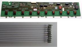 Placa Inverter Tv Philips Ph42m2 + Lampadas