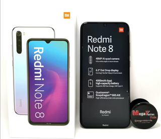 Xiaomi Redmi Note 8 De 64gb