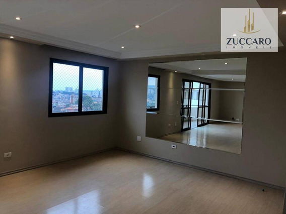 Apartamento Com 4 Dormitórios À Venda, 200 M² Por R$ 1.500.000 - Bosque Maia - Guarulhos/sp - Ap12887