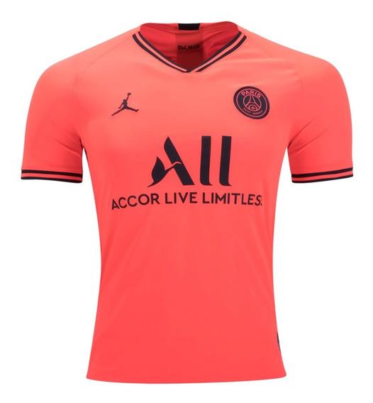 Camisa Paris Oficial Away Pronta Entrega