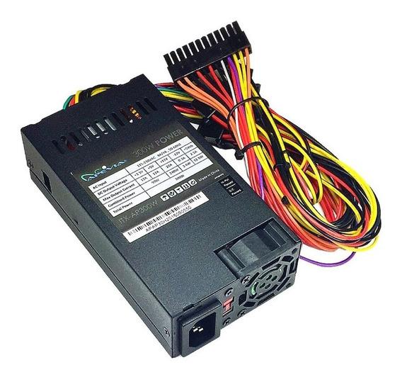 1U READY Seasonic 80 PLUS Flex ATX SSP-250SUB Active PFC 250W power supply