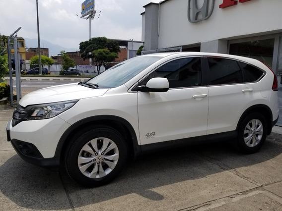 Honda Cr-v Exl Motor 2.4 M 2.013 Blanco Taffeta