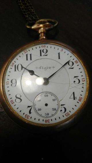 Elgin Reloj De Bolsillo