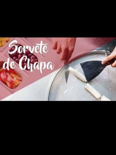 Maquina De Sorvete Na Chapa