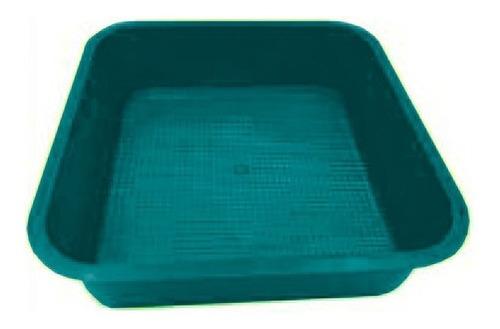 Imagen 1 de 2 de Bandeja Para Ampliar Compostera Extiende Cajones Verde