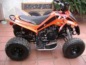Cuatriciclo Zanella Fxr 150 Automatico Impecable Patentado