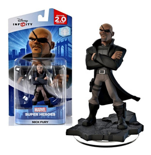 Figura Nick Fury Disney Inifity 2.0 - Factura A / B