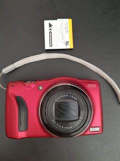 Cámara Fujifilm Finepix F770 Ext