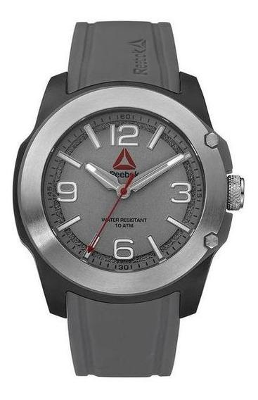Reloj Reebok Para Caballero 300ct Modelo Rd3ctg2priaa4 Gris