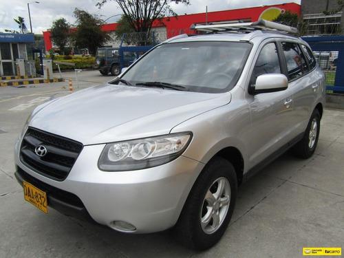 Hyundai Santa Fe 2.7 Gl 4x4