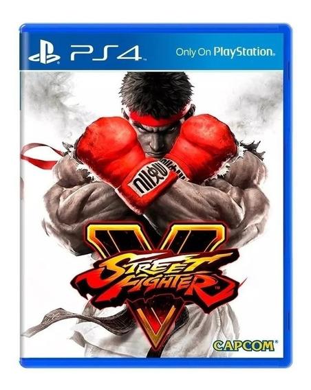 Street Fighter V | Ps4 1 | Promoção