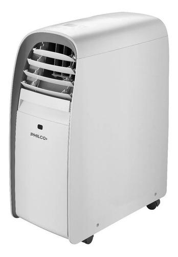 Aire acondicionado Philco portátil frío/calor 3010 frigorías blanco 220V PHP32H17N