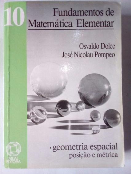 Fundamentos De Matematica Elementar 10