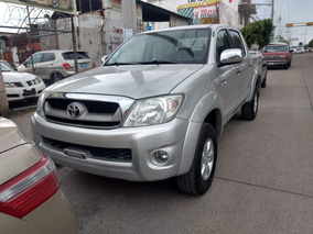 Toyota Hilux Cabina Doble Mt 2009