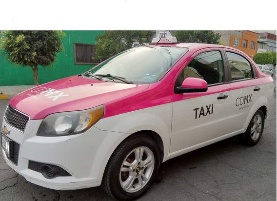 Chevrolet Aveo 2013 Taxi