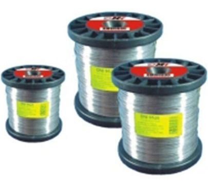 Arame Cerca Elétrica Fio 0,60mm 900g Aço Inox