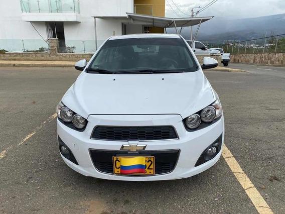 Chevrolet Sonic Sonic Chevrolet 2013