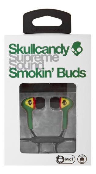 Fone De Ouvido Skullcandy Smokin