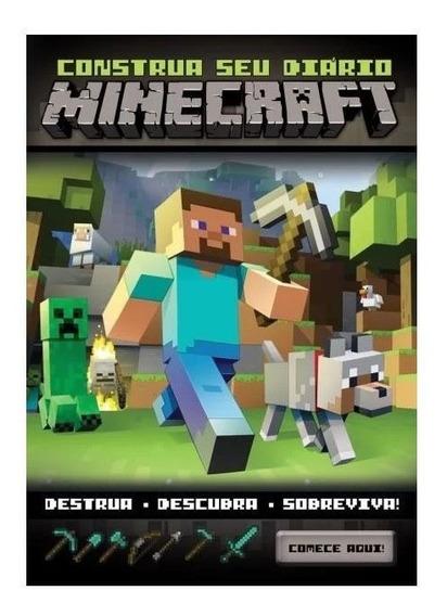 Construa Seu Diário Minecraft